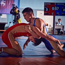 Владимир Буянтуев занял третье место на Всероссийском турнире