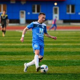 Воспитанники ОГАУ «ФК «Сахалин» приняли участие в матче с «Динамо-Барнаул»