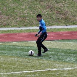Десять команд участвуют в турнире по футболу в рамках Спартакиады минспорта