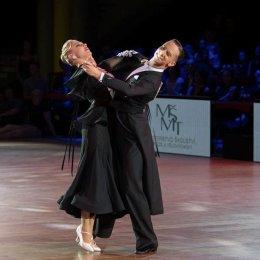 Сахалинская танцевальная пара – в ТОП-5 чемпионата Европы