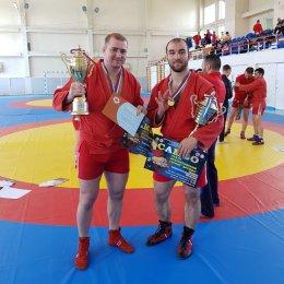 Сахалинские самбисты завоевали две медали Всероссийского турнира