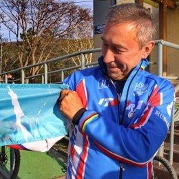 Велопокатушки с олимпийским чемпионом