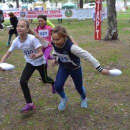 «Российский Азимут» собрал более 300 любителей спортивного ориентирования