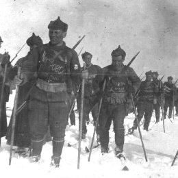 Страницы истории: Лыжи побеждают сахалинское бездорожье