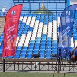 Второй год подряд победителем Спартакиады минспорта стала команда СШ ЛВС