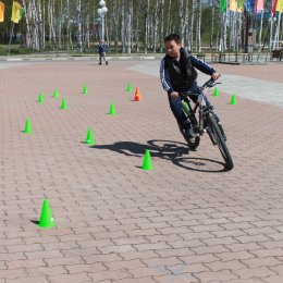 Велопарад в Смирных