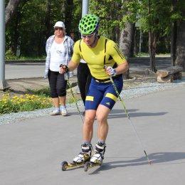 Спортсмены из семи муниципалитетов примут участие в чемпионате и первенстве области по лыжероллерам