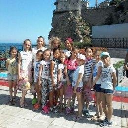 Островные гимнастки завершили УТС в Крыму