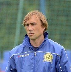 Андрей Рябов – старший тренер отделения детско-юношеского футбола