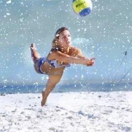 Снежный волейбол шагает по планете