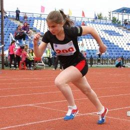 В СШ летних видов спорта прошли отборочные состязания по легкой атлетике