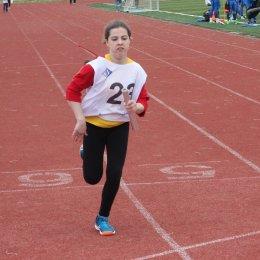 На Сахалине стартовал муниципальный этап легкоатлетических эстафет среди школьников