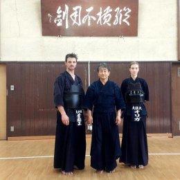 Вадим Полицинский принял участие в учебно-тренировочных сборах в Японии