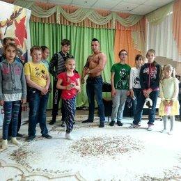 Представители региональной федерации бодибилдинга побывали в реабилитационном центре «Преодоление»