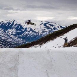 Островные сноубордисты отличились на всероссийских соревнованиях