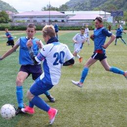 Футболисты из Долинска стали победителями областного турнира детских дворовых команд «Спорт против подворотни – Кожаный мяч»