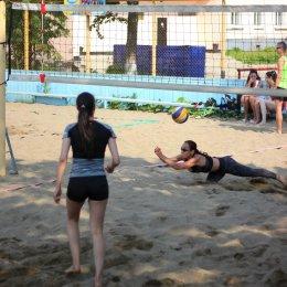 В островной столице пройдет решающий этап чемпионата области по пляжному волейболу