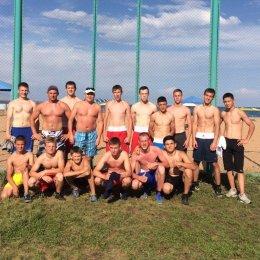 Островные боксеры провели учебно-тренировочные сборы на озере Иссык-Куль