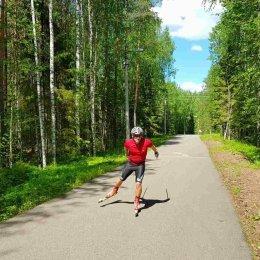 Островные лыжники готовятся к сезону в Республике Алтай