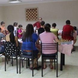 Михаил Бамбизо из Южно-Сахалинска занял третье место на шахматном турнире «Надежды России» в Анапе