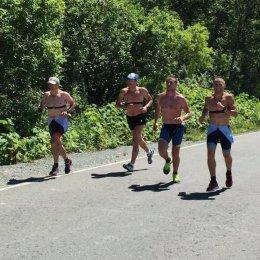 Организаторы «Сахалинского триатлона» побывали на месте проведения соревнований