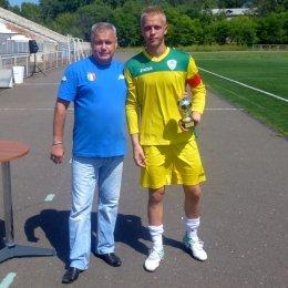 «Сахалин-2000» занял третье место в зональном турнире Кубка РФС