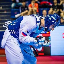 Антон Котков стал победителем первого этапа мировой серии Гран-При