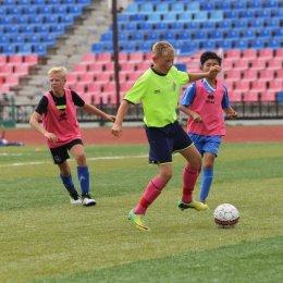 Футболисты ОГАУ «ФК «Сахалин» стали победителями первенства области среди юношей 2004 г.р.