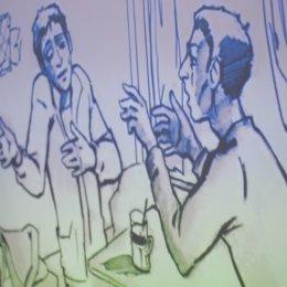 Воспитанникам ГБУ СО «ВЦ «Сахалин» рассказали о проблемах борьбы с терроризмом