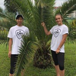 Воспитанницы ВЦ «Сахалин» приняли участие в чемпионате России по пляжному волейболу