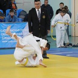В Южно-Сахалинске начался IV традиционный юношеский турнир, посвященный памяти приезда на Сахалин основателя дзюдо Кано Дзигоро