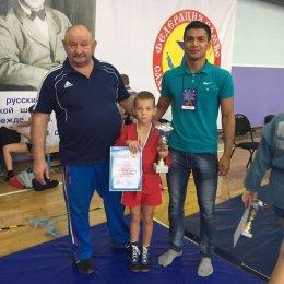 Воспитанники «СШ самбо и дзюдо» завоевали десять медалей первенства области