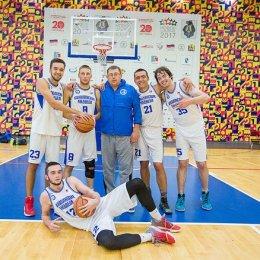 Команда СахГУ стала победительницей турнира по баскетболу 3*3 в рамках Международного студенческого спортивного фестиваля
