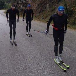 Сборная Сахалинской области по лыжным гонкам провела учебно-тренировочные сборы в Болгарии