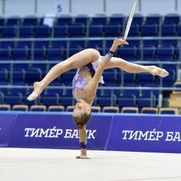 Две островные гимнастки примут участие во Всероссийских соревнованиях