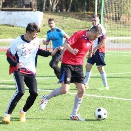 Команда Минспорта стала победителем футбольного турнира в рамках VI Спартакиады ОИВ