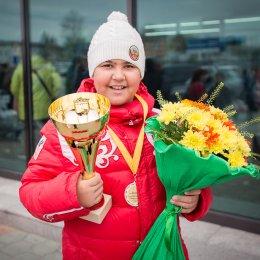 Воспитанники КСК «Золотой мустанг» вернулись из Москвы с победой