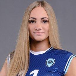 Марина Диброва – одна из лучших на подаче в первом туре Суперлиги
