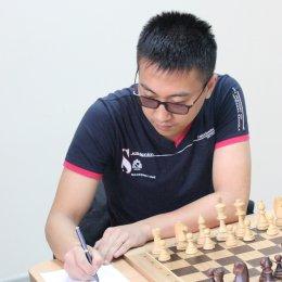 После трех туров в чемпионате области лидируют три шахматиста, набравшие по 3 очка