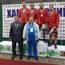 Мурат Буклов стал победителем Всероссийского турнира по самбо в Хабаровске