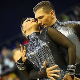 Сахалинская танцевальная пара стала серебряным призером международных соревнований