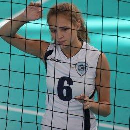 Восемь команд вышли на старт женского чемпионата островного региона по волейболу