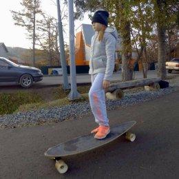 В воскресенье пройдут первые на Сахалине соревнования по гонкам на лонгбордах