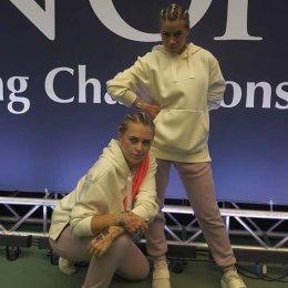 Сахалинские черлидерши заняли четвертое место на чемпионате Азии