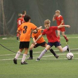 В первенстве области по футболу среди юношей 2006-2007 г.р. лидируют четыре команды