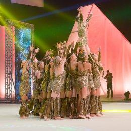 Всероссийский день гимнастики отметили в областном центре праздничным фестивалем