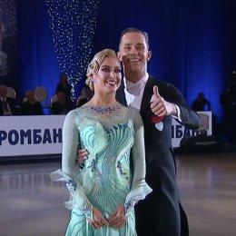 Сахалинские танцевальные пары стали серебряными призерами Кубка России среди федеральных округов