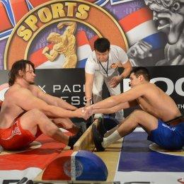 4 ноября состоятся первые в истории чемпионат и первенстве области по мас-рестлингу