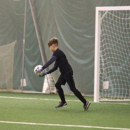Лидер первенства области по футболу сохранил ворота «сухими» восьмой матч подряд