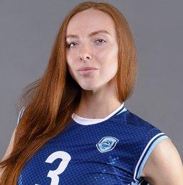 Елена Литовченко повторила рекорд «Сахалина» по эйсам и стала самой результативной в команде на туре Кубка России в Казани